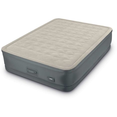 Matelas gonflable Prem'Aire II Fiber Tech 2 places - Intex