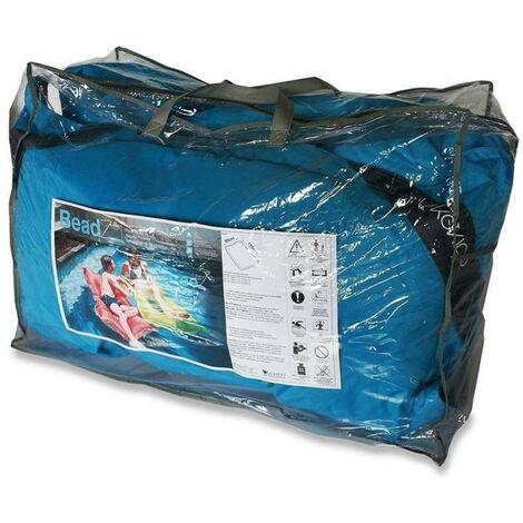 Matelas haute gamme pour piscine 80 x 180 cm -couleur aléatoire