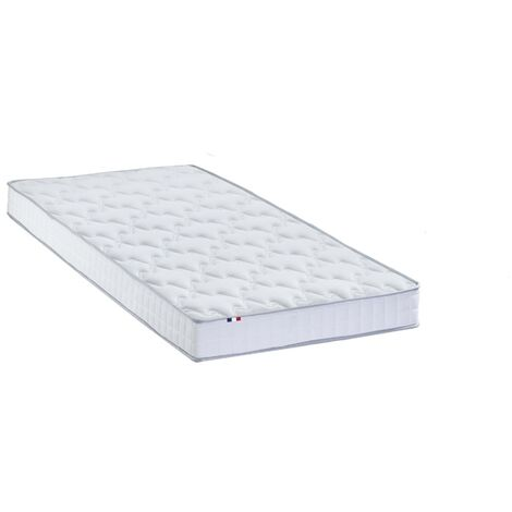 Matelas Mousse Haute Résilience + Latex 3 zones ESSENCE - made in France