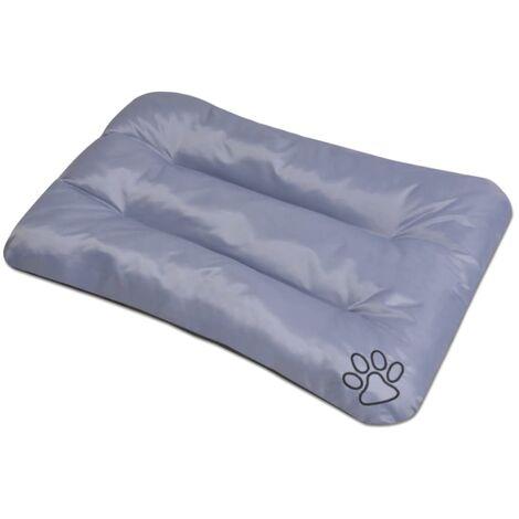 Matelas pour chiens Taille XL Gris