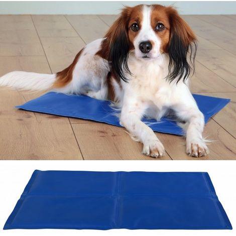 Matelas rafraichissant pour chiens Désignation : Matelas rafraichissant   Taille : 90 x 50 cm Trixie 28686