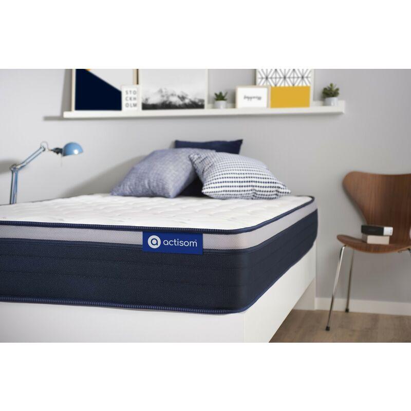 Materasso Actimemo max 100x200cm , Spessore : 26 cm , Memory foam , Rigido, 7 zone di comfort - ACTISOM