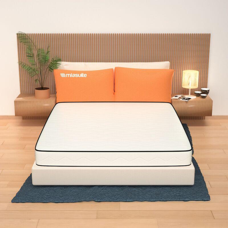 Materasso economico Matrimoniale 160x190, altezza 15 cm - Memory Foam | Simple