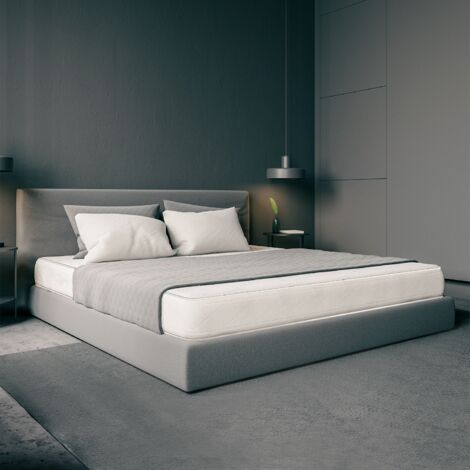 Materasso pieghevole per divano letto alla francese alto 12 cm in poliuretano. Modello: Smart h 12