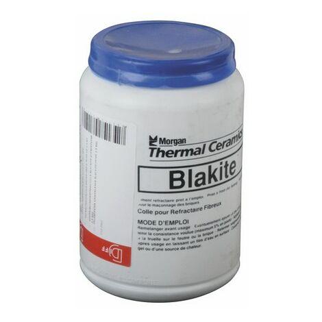 Materiali refrattari - Colla blackite (confezione 2,5 kg)
