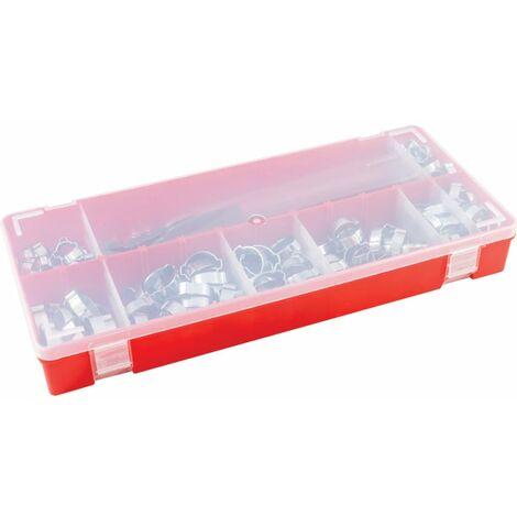 Matlock 13-20 Double Ear O-clip & Pincer Kit 165-PCE