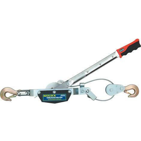Matlock 1300 KG Ratchet Cable Puller/lifter