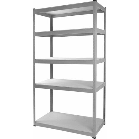 Matlock 5-SHELF Rack 1010x400x1830mm 100KG Per Shelf