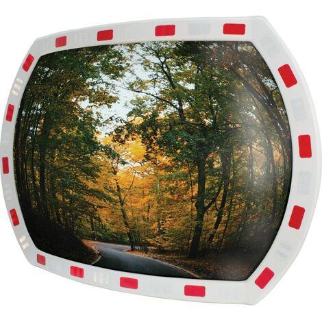 Matlock 508x762mm Convex Outdoor Traffic Safety Mirror