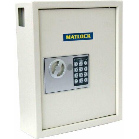 Matlock Electronic Key Safe (48 Keys)