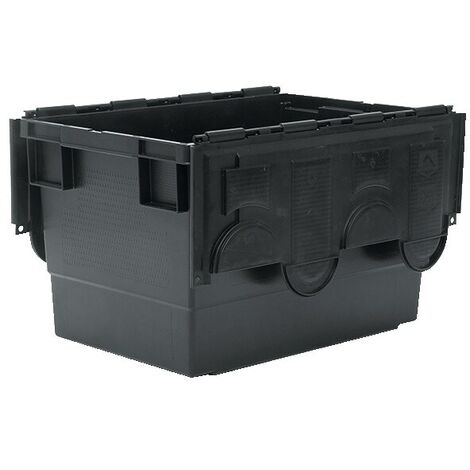 Matlock Heavy Duty Stacking Euro Containers with Lids