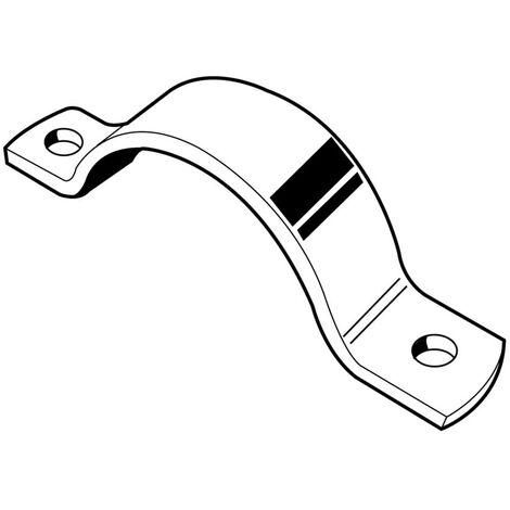 Matlock PIPE48 Full Pipe Clamp H.D.GALV