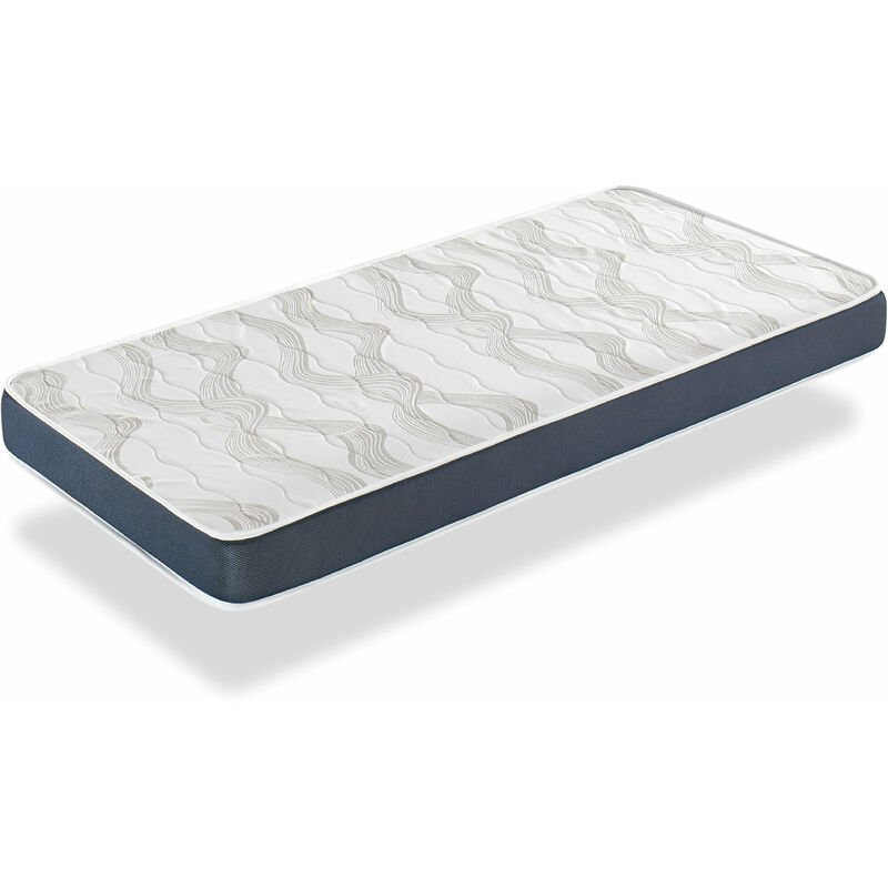 Dormalit - Matratze 160x200 ERGO CONFORT - HÖHE 14 CM - Super weiche Polsterung - jugendlich - ideal für Nest-Betten
