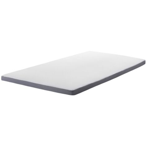 Matratzen-Topper Memory Foam 90 x 200 cm COMFY