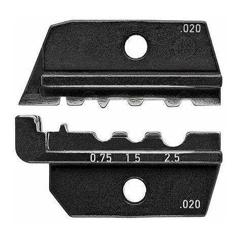 Matrice à sertir Knipex 97 49 50 adapté pour marque Knipex 1 pc(s)