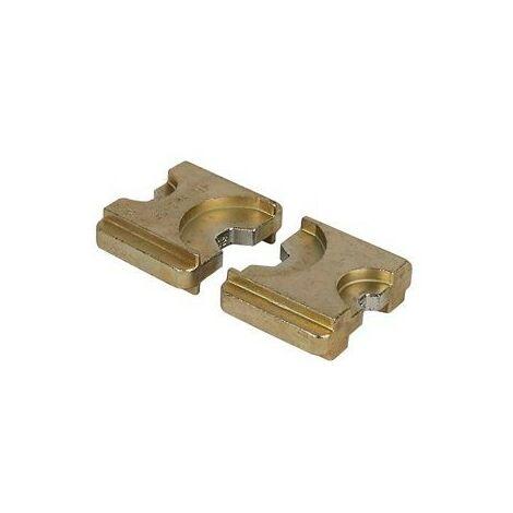 Matrice HR 5 pour EK 50/5 L pour 6 et 35 mm²
