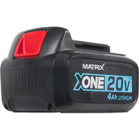 Matrix X-ONE 4Ah Akku