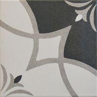 Matt Bishops Avenue Porcelain Floor and Wall Tiles - 1SQM - (L) 200 (W) 200