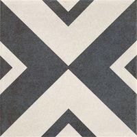 Matt Cavendish Square Porcelain Floor and Wall Tiles - 1SQM - (L) 200 (W) 200