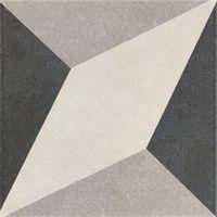 Matt Harley Street Porcelain Floor and Wall Tiles - 1SQM - (L) 200 (W) 200
