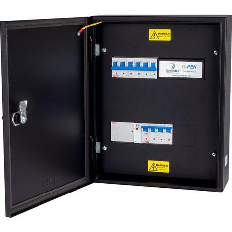 Matt:E EV-1-20-M 3PH 20A MCB Connection Unit for 1x 3PH 20A EV Charger