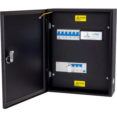 Matt:E EV-1-20-R 3PH 20A Type A RCBO Connection Unit for 1x 3PH 20A EVC