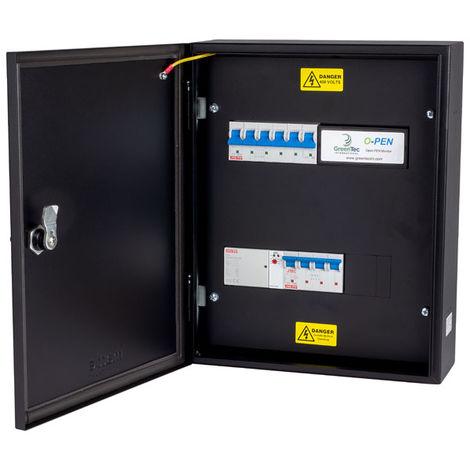 Matt:E EV-1-32-M 3PH 32A MCB Connection Unit for 1x 3PH 32A EV Charger