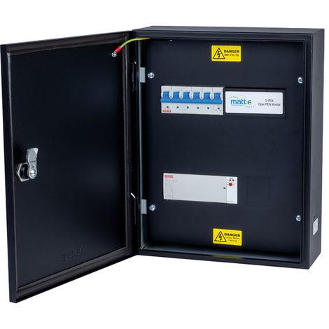 Matt:E EV-1-63 3PH 63A Connection Unit for 1x 3PH 63A EV Charger