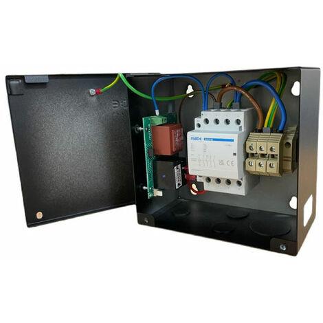 Matt:E SP-EVCP-T 1PH 32A Connection Unit for 1x 1PH 32A EV Charger