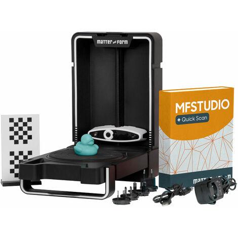 Matter and Form MFS1V2 Desktop 3D Scanner