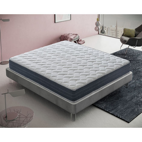 mattress with Water Foam ad Memory Foam - breathable