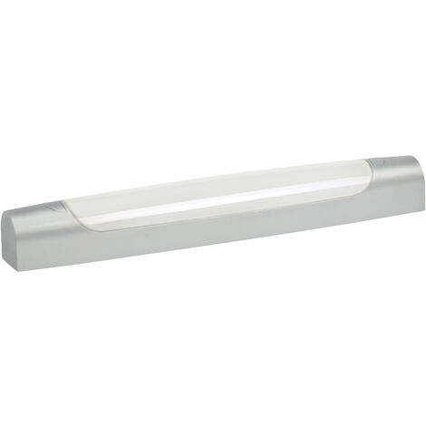 MAUD SYM 00 - Reglette IP44 IK07 Vol.2 LED integ. 6W 2700K 600lm, gris