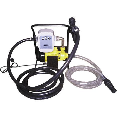 Mauk Heizölpumpe Dieselpumpe Ölpumpe 230V 400W 2000 l/h mit Zubehör Zählwerk