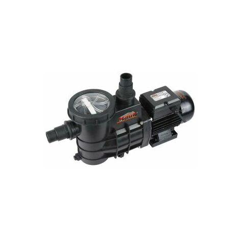 Mauk Schwimmbadpumpe Poolpumpe Pumpe Umwälzpumpe Filterpumpe 7500 l/h 320 W mit Vorfilter Sieb