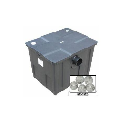 Mauk Teichfilter Teichdurchlauffilter 12000 l Erweiterungsmodul Bioballs