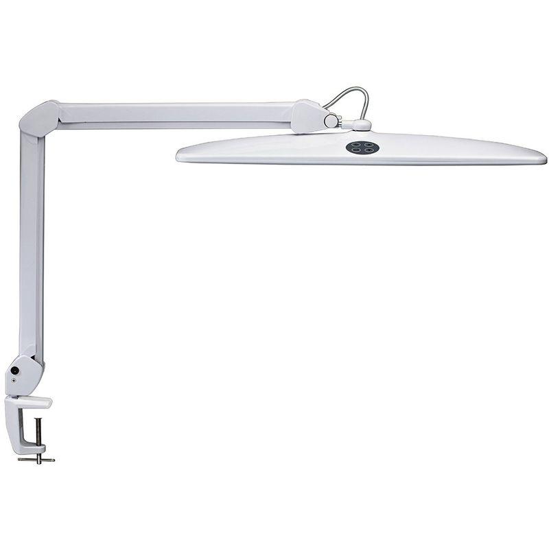 Maul, Lampada da lavoro, 84 LED integrati, dimmerabile 1180 lumen