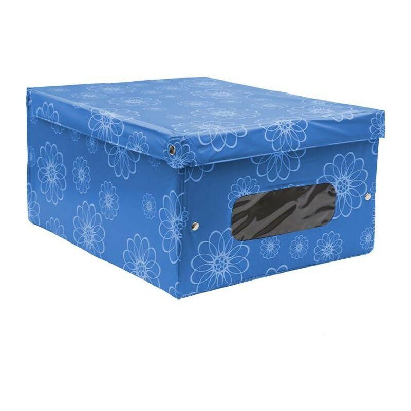 Scatole Per Cabina Armadio.Maury S Queen Scatola Box Per Armadio In Pvc 50x39x24cm Colori