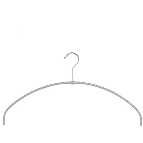MAWA Metall Kleiderbügel Economic light 40/PT, silberfarben
