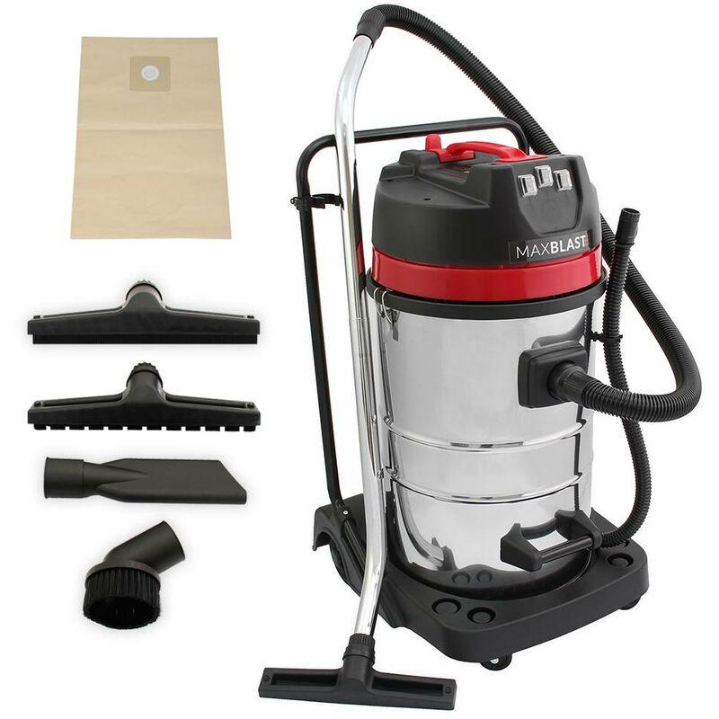 Image of MAXBLAST 80L Industrial Vacuum Cleaner