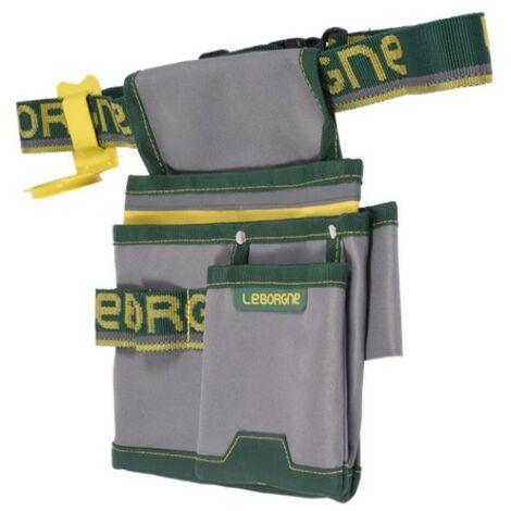 Maxi poche textile + ceinture batipro - leborgne