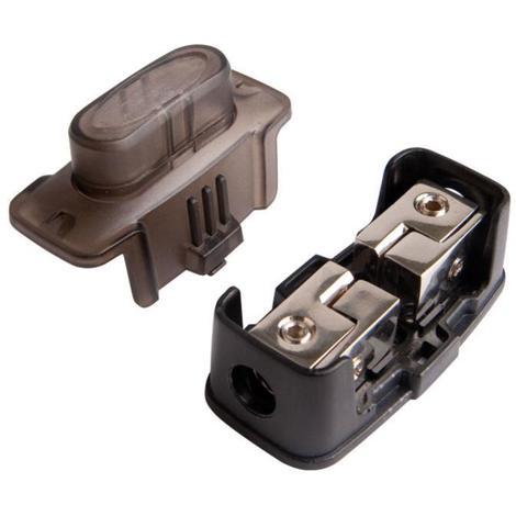 Maxi Porte fusible 1X 10 a 20 mm2 Nickel Generique