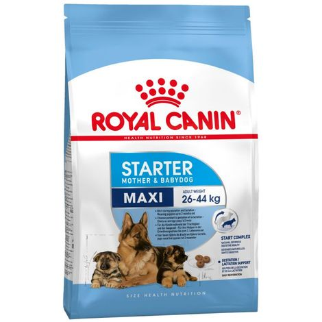 MAXI STARTER MOTHER & BABYDOG Royal Canin 15 Kg
