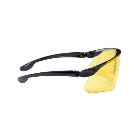 MAXIM BALLISTIC Gafas montura negra PC amarilla DX 13299-00000M
