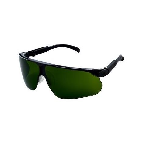 MAXIM Gafas montura negra soldadura PC tono 3 DX 13323-00000M