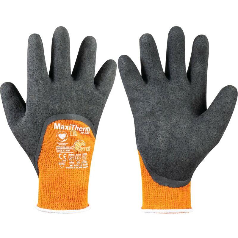 Image of Atg 30-202 MaxiTherm 3/4 Coated K/W Gloves Size 9