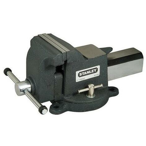 MaxSteel Heavy-Duty Bench Vices