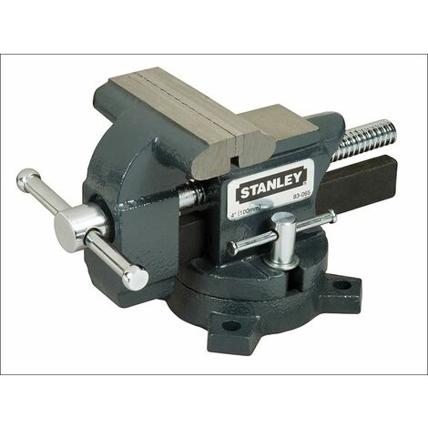 MaxSteel Light-Duty Vice 115mm (4,1/2in) (STA183065)