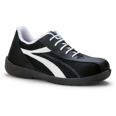 nouveau style e01a8 1a7a6 Chaussure femme indoor Basse S.24 MAYA BLANC S1P taille 38