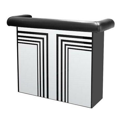 Mayrad Mirrored Home Bar Unit