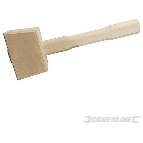Maza de madera (Cabeza de 115 mm)